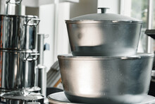 New Industrial Cooking Pots On...