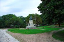 Mikhail Lermontov Monument In ...