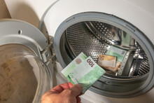 Money Laundering Concept, A Ma...