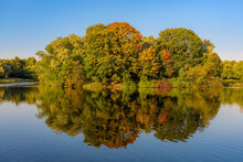 The Fiery Colours Of Autumn Fo...