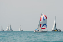 Lake Huron Sailboats