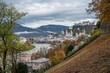 city of salzburg in autumn