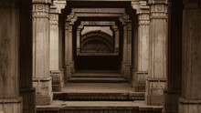 Entrance To The Stepwell