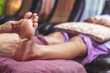 Thai Foot Massage Is A Blend O...
