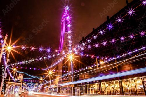 Obraz Blackpool Illuminations - fototapety do salonu