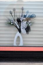 Colourful Display In Window Wi...