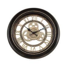 Antique Clock. Vintage Wall Cl...