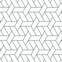 Geometric Vector Pattern, Repe...