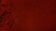 Dark Red Velvet Textile Fabric...