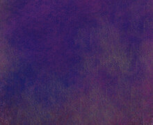 Purple Background Sponged With Old Worn Faded