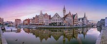 Ghent, Belgium - April 12, 201...