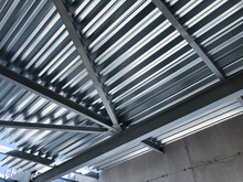 Profiled Stainless Steel Sheet...