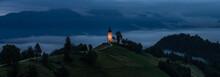 Jamnik, Slovenia - Panoramic V...
