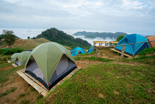 Camping Area  Sri Nan National...
