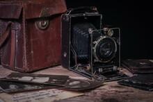 Still Life With Vintage Foldin...