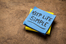 Keep Life Simple  Inspirationa...