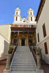 Saint Virgin Mary Coptic Orthodox Church - Cairo, Egypt
