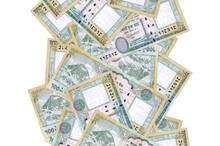 100 Nepalese Rupees Bills Flyi...