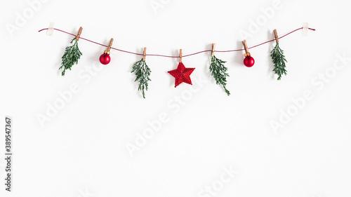 Fotografía Christmas composition