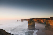 View Of The Twelve Apostles, A...