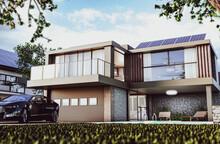 Exclusive Small Villa Exterior...