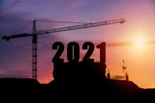 Cranes Building Construction 2...