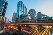 Chong Nonsi Pedestrian Bridge ...