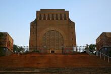 View Of Voortrekker Monument  ...