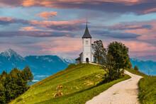 Picturesque  Church Of St Prim...