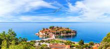 View On Sveti Stefan Island Fr...