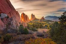 Garden Of The Gods, Colorado S...