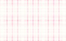 Girly Pajama Pattern. Wool Seamless Check