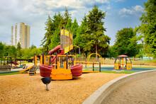 Nanaimo's Maffeo Sutton Park Playground Getting A Complete Redesign, Vancouver Island, British Colombia, Canada.