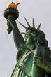 Close up Statue of Liberty