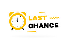 Last Chance Text Expression Wi...