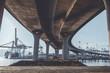 walk under the bridge