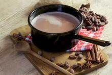 Casserole De Chocolat Au Lait ...