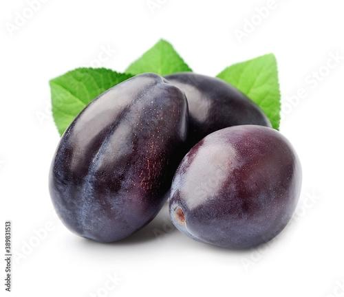 Fotografija Sweet plums fruits