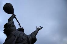Statue Of A Person, Named Haci Bektasi Veli