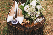 Wedding Accessories And Detail...
