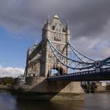 Fototapeta Kwiaty - Tower Bridge London England