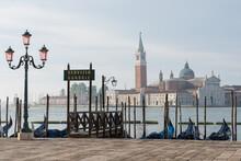 Veduta Di Venezia Deserta, Dav...