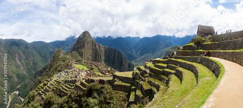 Machu Picchu, Cusco - Perú Fototapeta