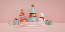 Christmas Showcase Decorate Wi...
