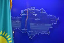 Kazakhstan, Kazakhstan Champion, Kazakhstan Is The Best Flag, Asia, Union, Symbol, Blue, Eu, Waving, Euro, Genadi Golovkin, Banner, Country, Flags, Yellow, National,,, Stars, Patriotism, White, Nation