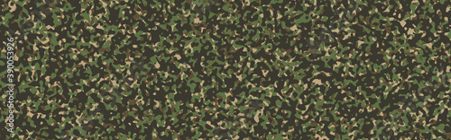 Camouflage pattern. Military green background. Khaki texture. Billede på lærred
