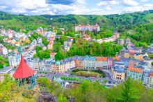 Karlovy Vary (Carlsbad) Histor...