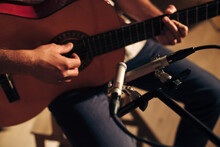 Guitar Sound Recording