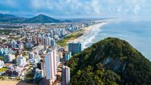 Matinhos - PR. Aerial View Of Praia Brava, In Caiobá And City Of Matinhos, Paraná, Brazil