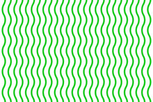 Seamless Green Pattern Abstract Background With Waves